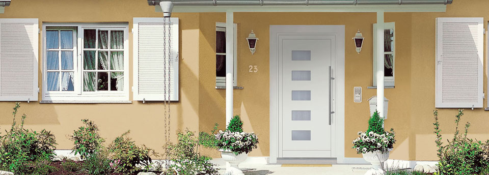 Choose UPVC Doors